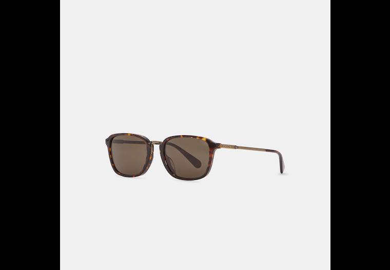 Signature Metal Frame Sunglasses image number 0