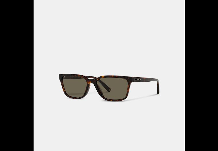 Signature Workmark Square Sunglasses image number 0
