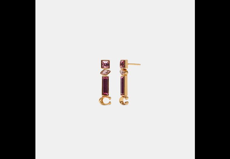 Signature Jewel Drop Earrings image number 0