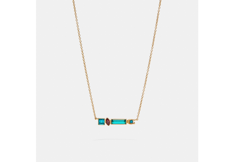 Signature Jewel Chain Necklace image number 0
