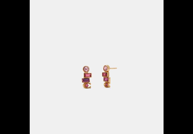 Signature Jewel Stud Earrings image number 0