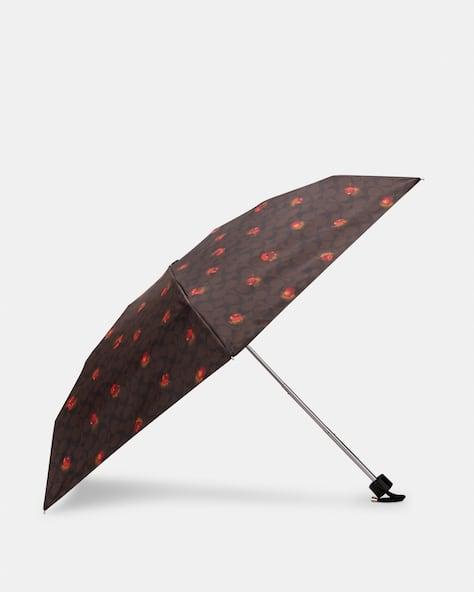 Uv Protection Mini Umbrella In Signature Pop Floral Print