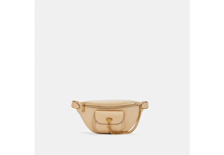 Coach X Jennifer Lopez Chain Belt Bag image number 0