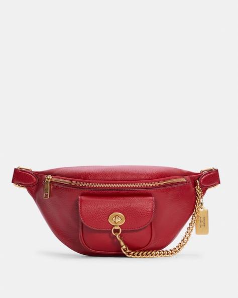 Coach X Jennifer Lopez Chain Belt Bag