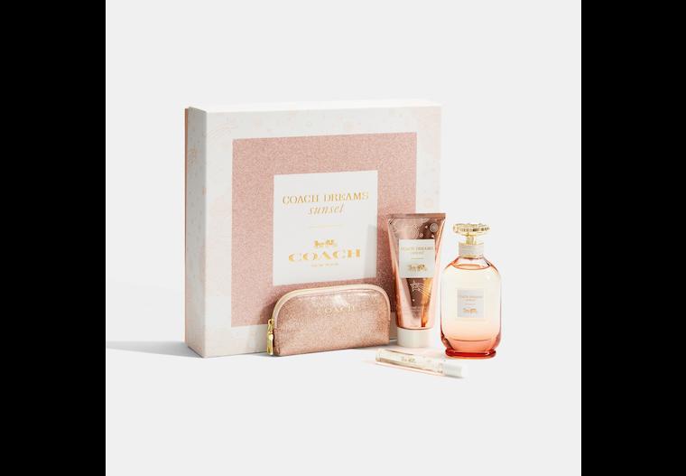 Sunset Eau De Parfum 4 Piece Gift Set image number 0