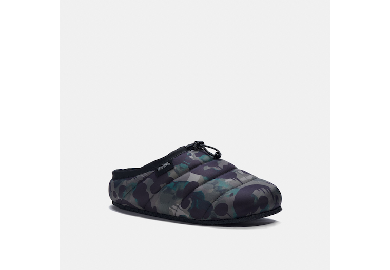 Slipper With Camo Print image number 0