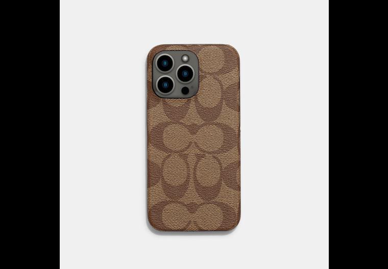 Iphone 13 Pro Case In Signature Canvas image number 0