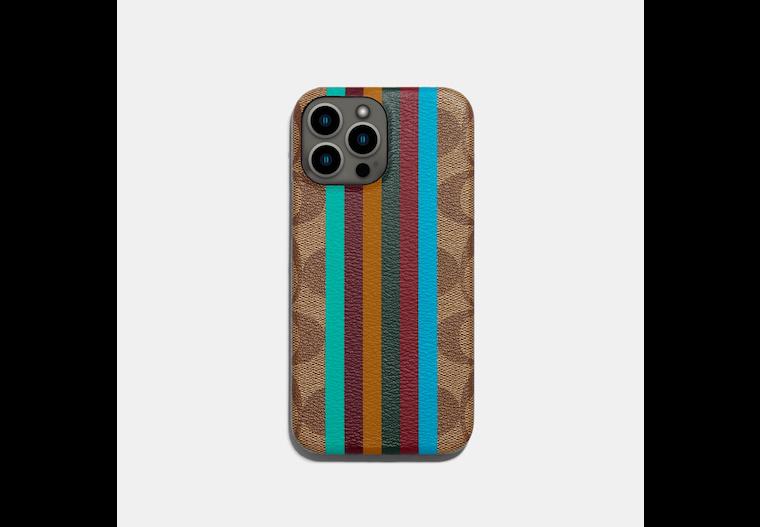 Iphone 13 Pro Max Case In Signature Canvas image number 0