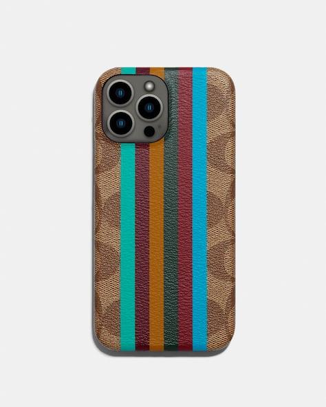 Iphone 13 Pro Max Case In Signature Canvas