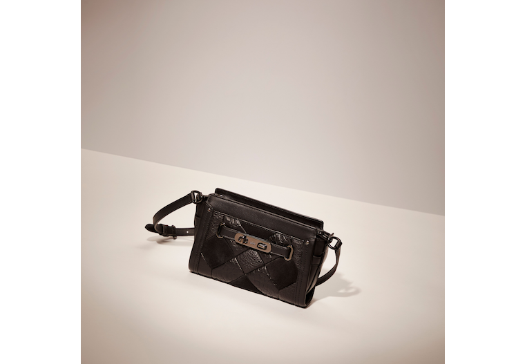 Restored Coach Swagger Wristlet With Canyon Quilt image number 0