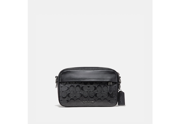 Graham Crossbody In Signature Leather image number 0