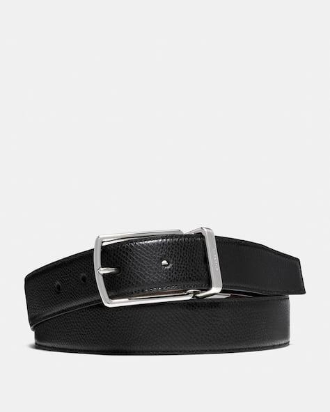 Harness Buckle Cut To Size Reversible Belt, 30 Mm