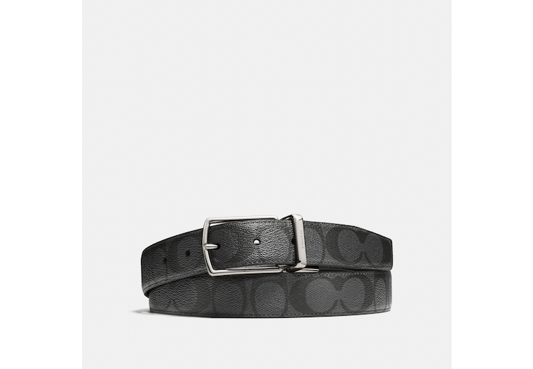 Modern Harness Cut To Size Reversible Belt In Signature Canvas image number 0