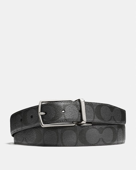 Modern Harness Cut To Size Reversible Belt In Signature Canvas