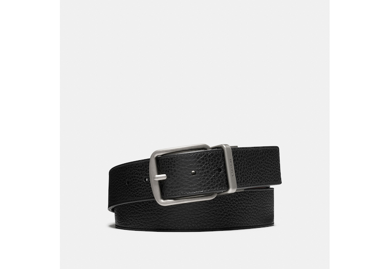 Wide Harness Cut To Size Reversible Belt image number 0
