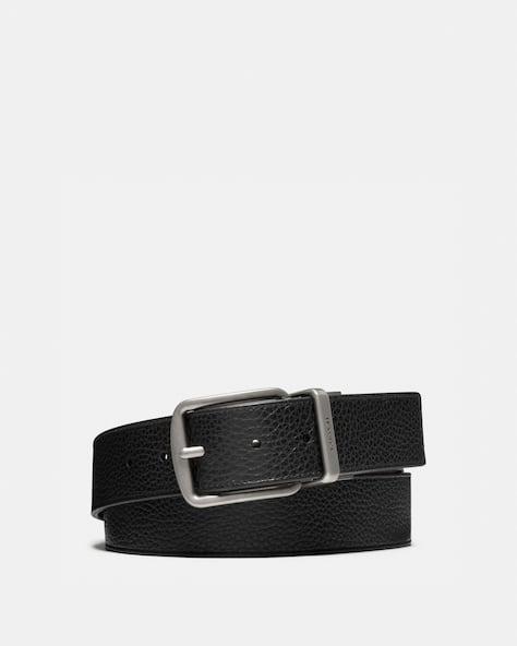 Wide Harness Cut To Size Reversible Belt