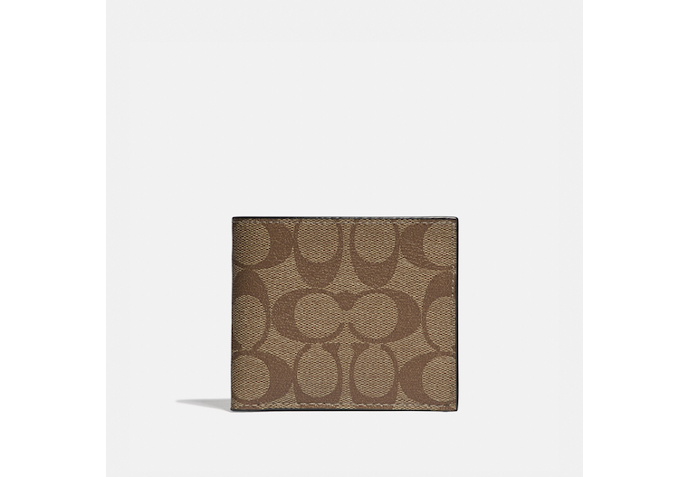 Id Billfold Wallet In Signature Canvas image number 0