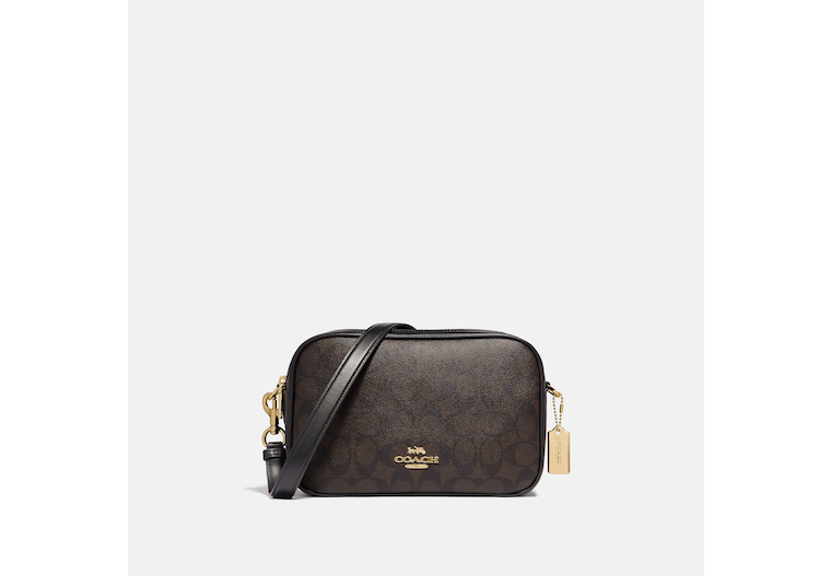 Jes Crossbody In Signature Canvas image number 0