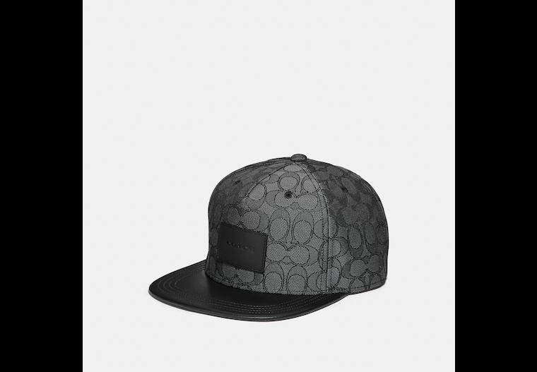Signature Flat Brim Hat image number 0