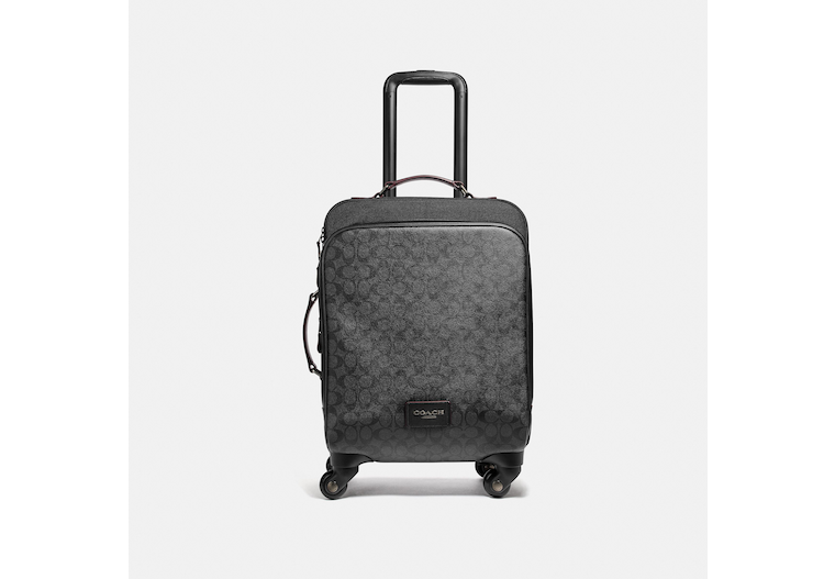 Wheeled Carry On In Signature Canvas image number 0