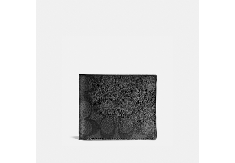 Compact Id Wallet In Signature Canvas image number 0