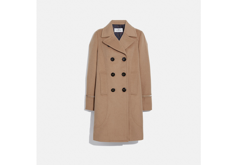 Tailored Wool Coat image number 0