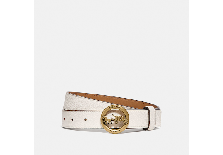 Horse And Carriage Belt image number 0