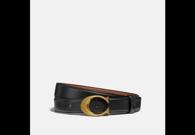 Signature Buckle Belt, 25 Mm image number 0