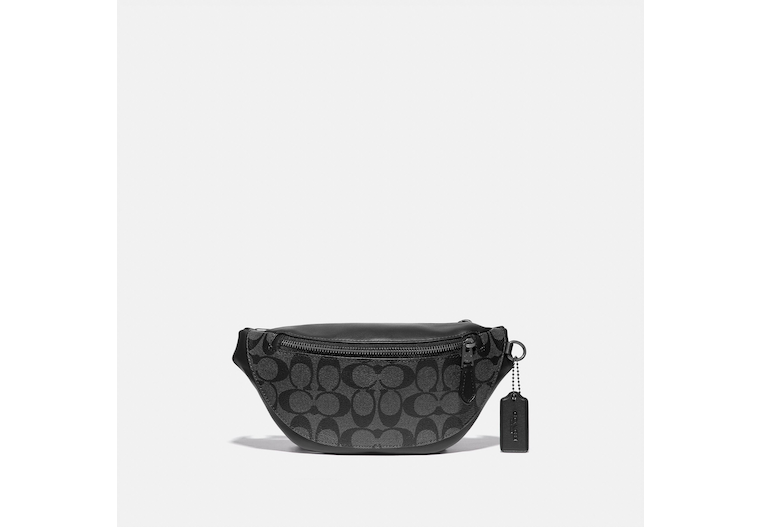Warren Mini Belt Bag In Signature Canvas image number 0