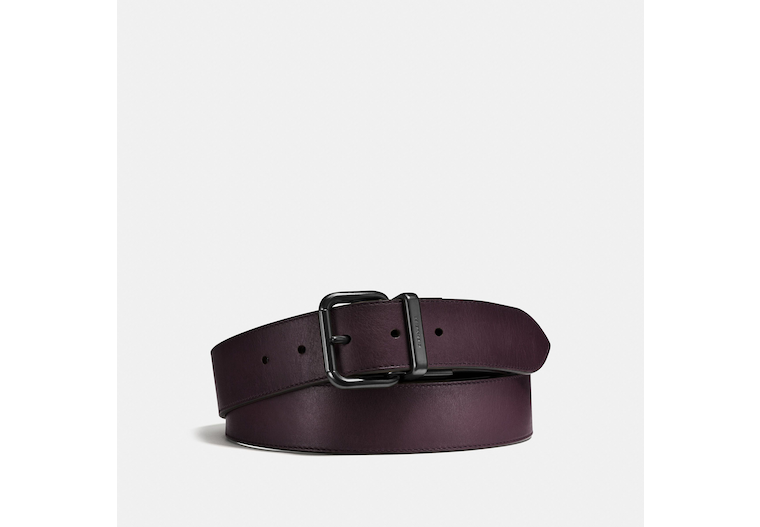 Jeans Buckle Cut To Size Reversible Belt image number 0