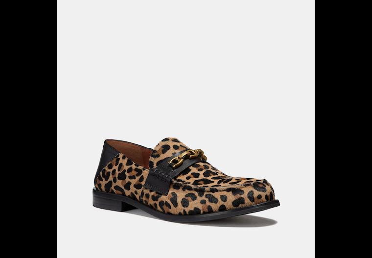 Putnam Loafer With Leopard Print image number 0