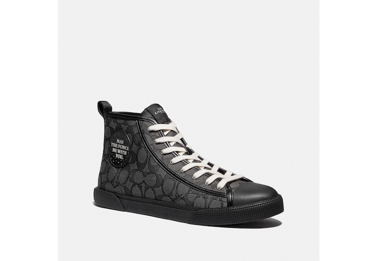 Star Wars X Coach C207 High Top Sneaker image number 0