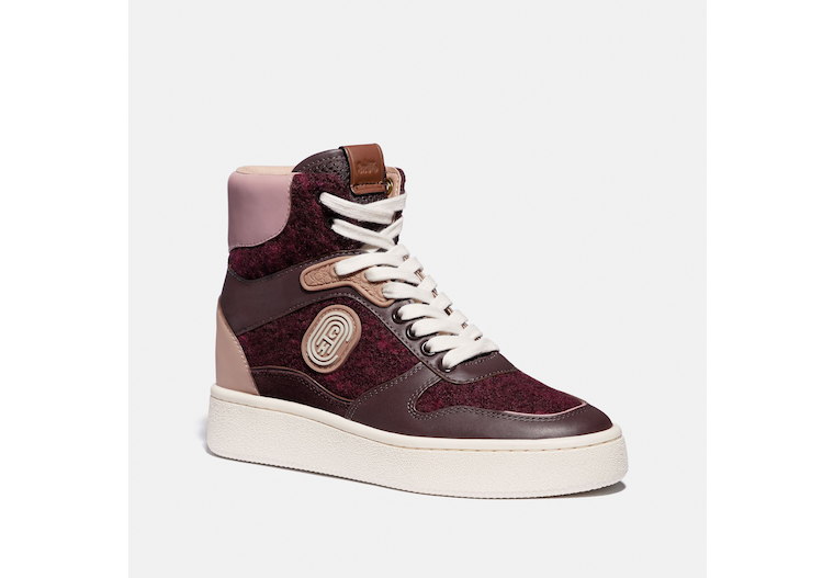 C220 High Top Sneaker image number 0