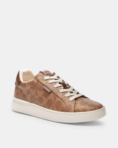 Coach Lowline Luxe Low Top Sneaker
