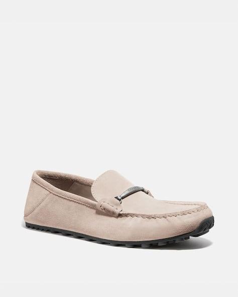 Mocassins collapsible heel
