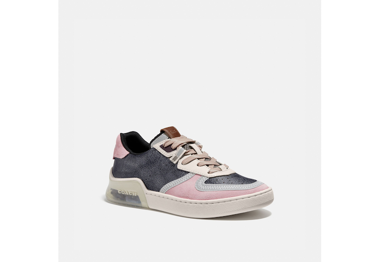 Citysole Court Sneaker With Camo Print image number 0