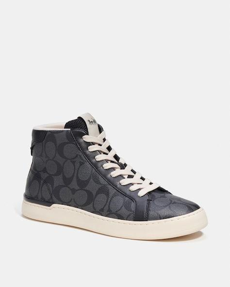 Clip High Top Sneaker