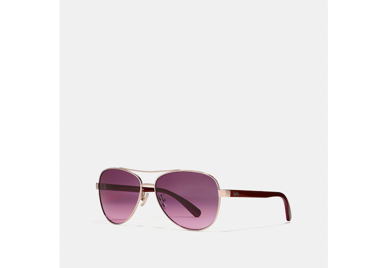Horse And Carriage Pilot Sunglasses image number 0