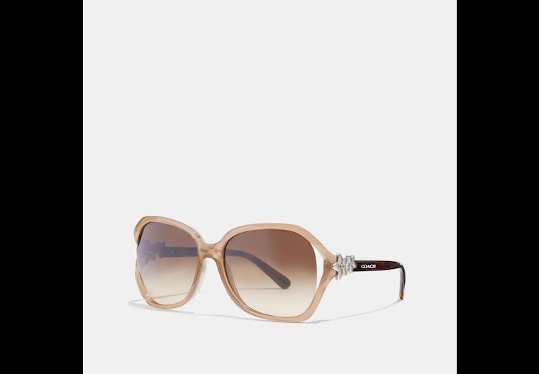 Integration Flower Sunglasses image number 0