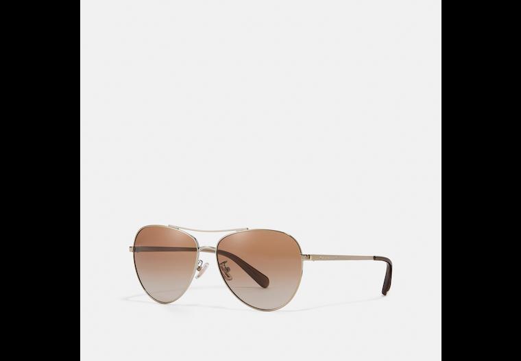 Ryan Jeweled Pilot Sunglasses image number 0