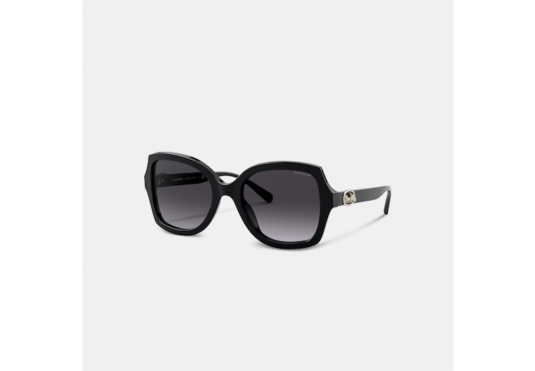 Horse And Carriage Geometric Sunglasses image number 0