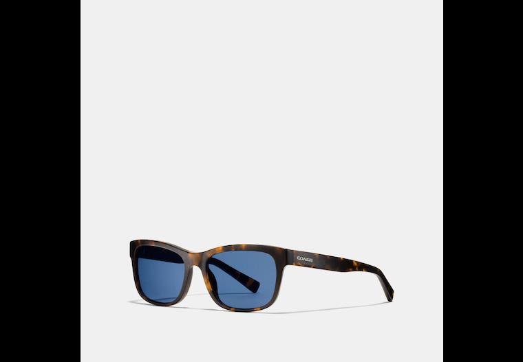 Hudson Rectangle Sunglasses image number 0