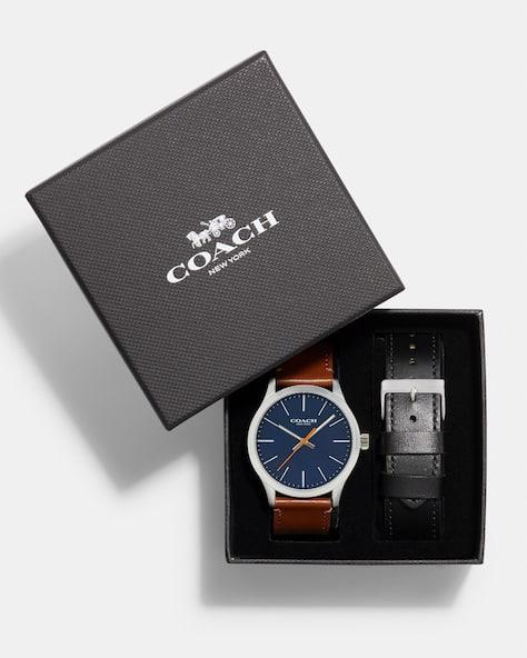 Baxter Watch Gift Set, 39 Mm