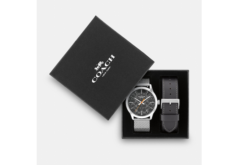 Boxed Baxter Watch Gift Set, 39 Mm image number 0