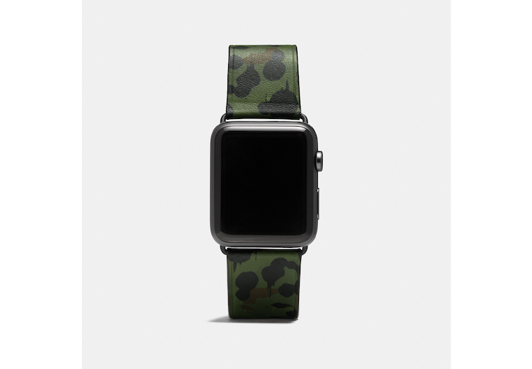 Apple Watch® Strap With Camo Print, 42 Mm image number 0